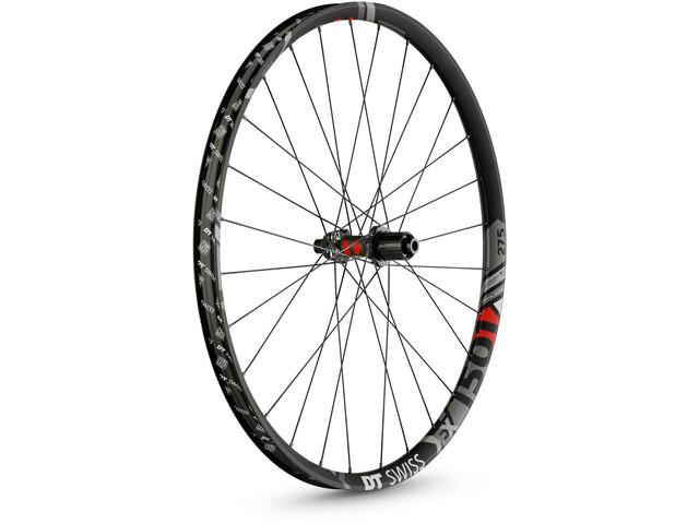 "DT Swiss EX 1501 Spline Rueda Trasera 27,5"" Disco CL 148/12mm Eje Pasante 12-Vel, black"